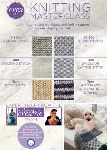 Knit for Battersea Dogs Home | CreaCrafts Blog