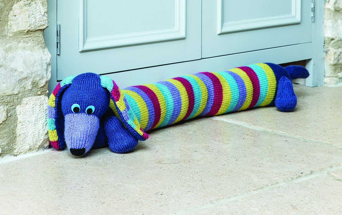 Our New Dog Draught Excluder Kit Creacrafts Blog
